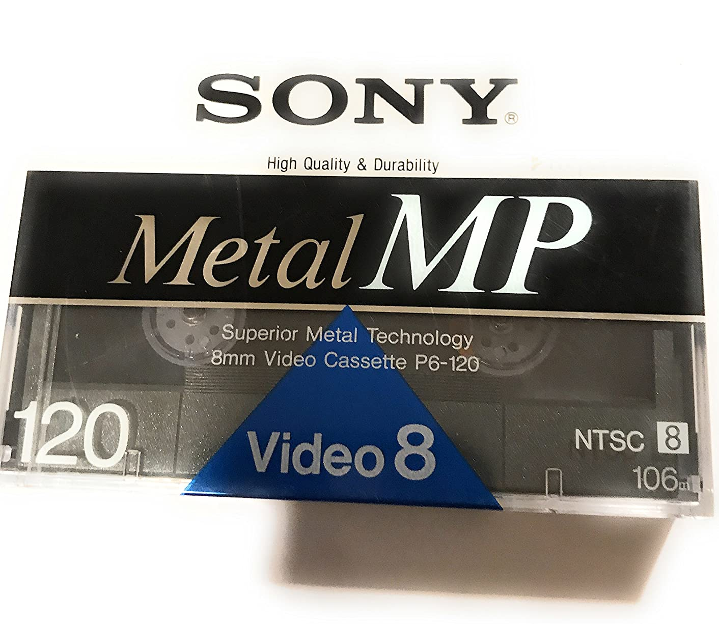 Camcorder Video Tape 8 mm Standard 120 Minutes