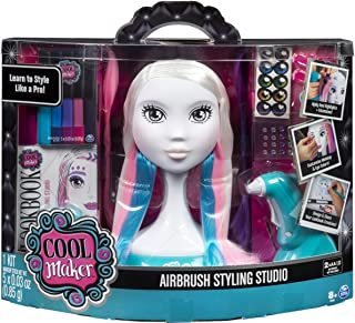 Cool Maker - Airbrush Hair and Makeup Styling Studio