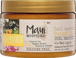 Maui Moisture Curl Smoothie Coconut Oil, 340g