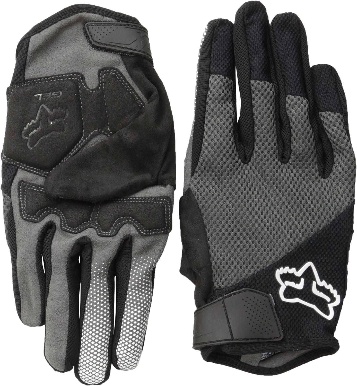 Fox Gloves Ranger Gel Black Xxl