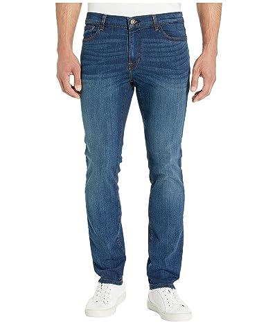 Tommy Hilfiger Denim Straight Fit Jeans in Dark Wash Men