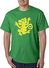New Way 814 - Unisex T-Shirt Legends Hidden Temple LOTHT [Green Monkeys]