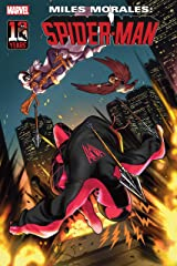 Miles Morales: Spider-Man (2018-) #32 Kindle Edition