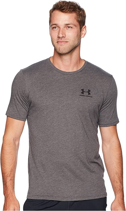 Charcoal Medium Heather/Black