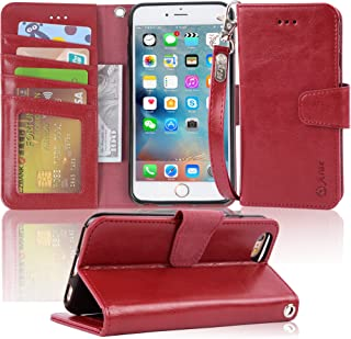 Best red leather apple iphone 6 plus case Reviews