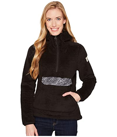 The North Face Campshire Pullover Hoodie (TNF Black Novelty) Women