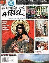 International Artist Magazine, December / January 2010, Issue 70