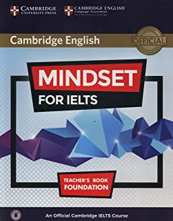 Mindset for IELTS Foundation Teacher's Book with Class Audio: An Official Cambridge IELTS Course