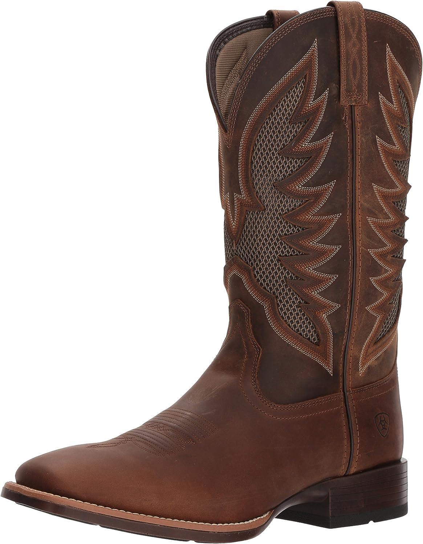 ARIAT Men's Venttek Ultra Western Boot Ultra-Cheap Max 86% OFF Deals