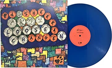 ED SHEERAN - LOOSE CHANGE 1LP EXCLUSIVE BLUE VINYL