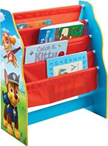 La Squadra dei Cuccioli - Libreria Sling a fasce per bambini - contenitore di libri da cameretta