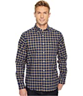 Nautica - Long Sleeve Large Plaid Shirt