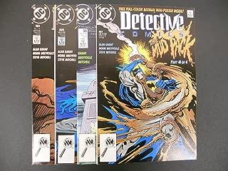 Detective Comics #604 : Men of Clay (The Mud Pack Part 1 - DC Comics)