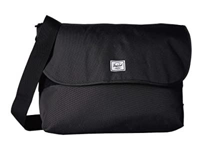 Herschel Supply Co. Grade (Black) Messenger Bags