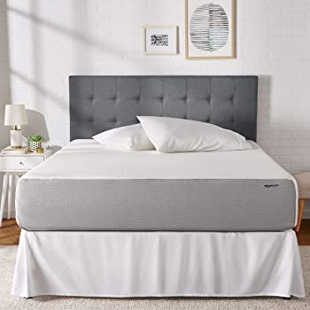 AmazonBasics - Memory Foam Mattress - Extra Support Bed, Medium Firm Feel, 12-Inch, Queen Size