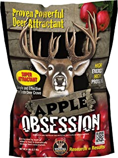 Best apple obsession deer attractant Reviews