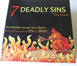 7 Deadly Sins the Game ( Game Set)