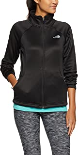 Women's Agave Full Zip TNF Black Heather/Mid Grey (Prior Season) Sweatshirt