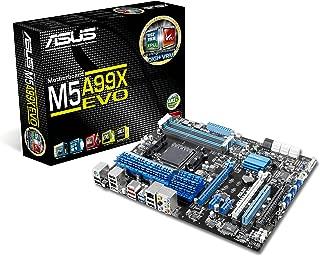 ASUS M5A99X Evo - AM3+ - 990X - SATA 6Gbps and USB 3.0 - ATX DDR3 2133 Motherboards