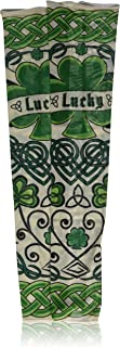 Amscan St Patrick's Day Adult Arm Tattoo Sleeves