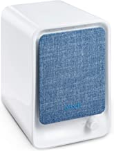 LEVOIT Air Purifier for Home with True HEPA Filter, Compact Air Cleaner Purifiers for Allergies and Pets, Smokers,Pollen,Mold,Dust,Quiet Odor Eliminator for Bedroom,Small Room, LV-H126,2-Year Warranty