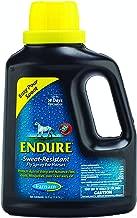 Farnam Endure Sweat-Resistant Fly Spray for Horses, 50 oz Easy Pour Bottle