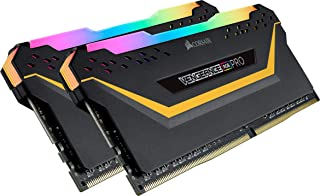CORSAIR Vengeance RGB Pro 16GB (2x8GB) DDR4 3000 (PC4-24000) C15 1.35V TUF Gaming Edition Memory