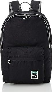 Originals Backpack Retro Mochilla, Unisex Adulto, Black/Heather, OSFA