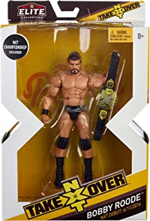 WWE NXT Takeover Bobby Roode Elite Collection Action Figure