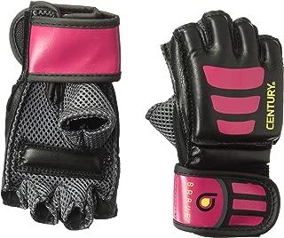 Century Brave Women's Grip Bar Bag Glove Black/Pink