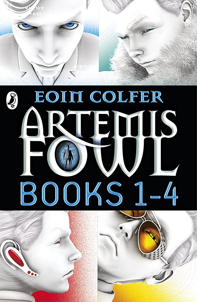 チロ可能性なめらかなArtemis Fowl: Books 1-4 (English Edition)