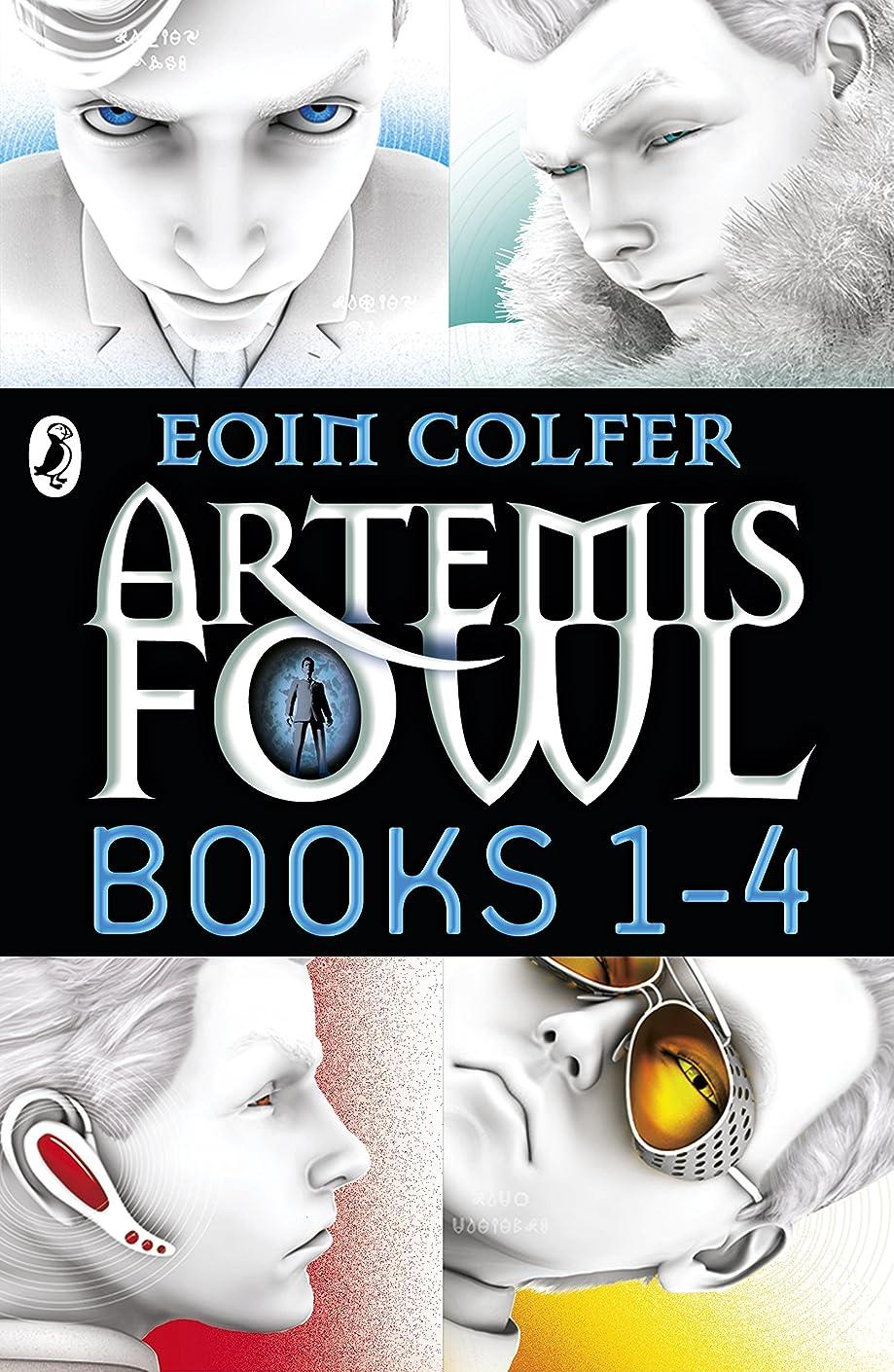 アラビア語アラビア語常習的Artemis Fowl: Books 1-4 (English Edition)