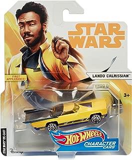 Hot Wheels Lando Calrissian Vehicle