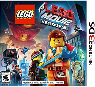 Lego Movie Video Game - Nintendo 3DS Standard Edition
