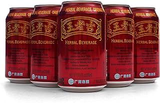 Wangloaji Herbal Tea - Chinese Herbal Tea - China's Best Herbal Tea - Wang Lao Ji Cooling Tea/Liangcha, 6 cans