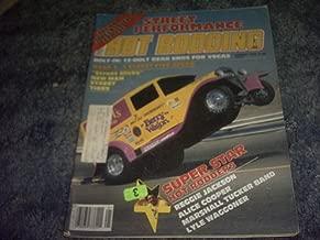 January 1979 Popular Hot Rodding Magazine (SUPER STAR HOT RODDERS)