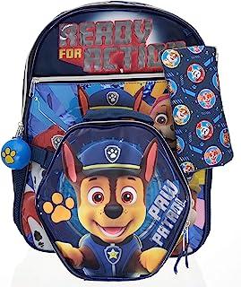 Paw Patrol Kids 5 Piece Backpack Set for Girls & Boys