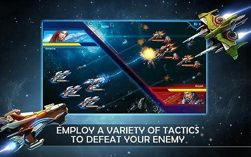 『銀河の伝説:宇宙艦隊育成「RPGXSFゲーム!絶賛!」』の5枚目の画像
