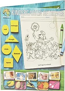 American Educational Knowledge Retriever Kindergarten Zaner Bloser (12 Piece Set)