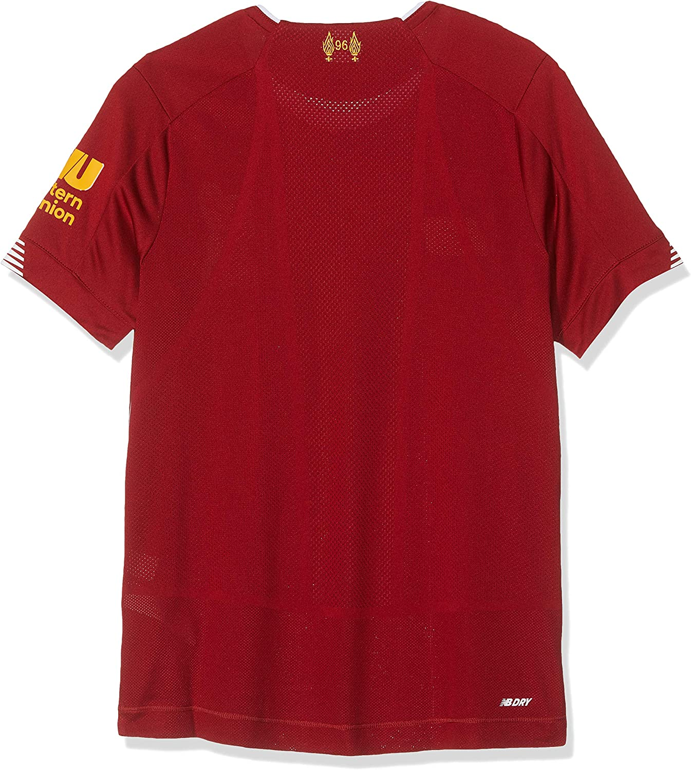 New Balance International Soccer Boys 2019-2020 Short Sleeve Jersey
