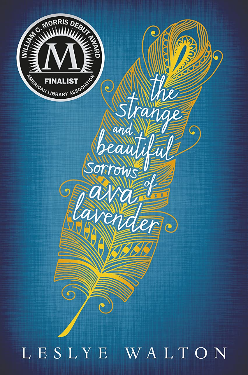 指紋パスマーキングThe Strange and Beautiful Sorrows of Ava Lavender (English Edition)