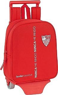 Mochila Safta Guardería con Carro Safta de Sevilla FC Corporativa, 220x100x270mm