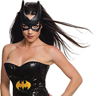 Costume Co Women's Dc Superheroes Batgirl Mask