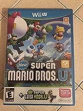 New Super Mario Bros. U + New Super Luigi U. (With Case, Wii U, 2015)