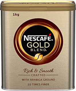Nescafé Gold 混合速溶咖啡 罐装, 1 kg