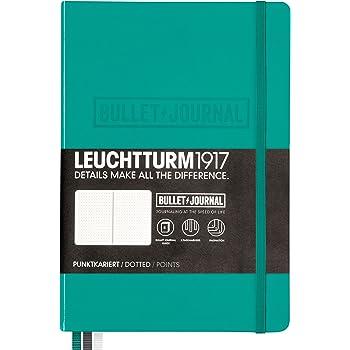 Bullet Journal Notebook, emerald, 346703