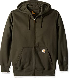 Men's Rain Defender Paxton Heavyweight Hooded Zip Front...