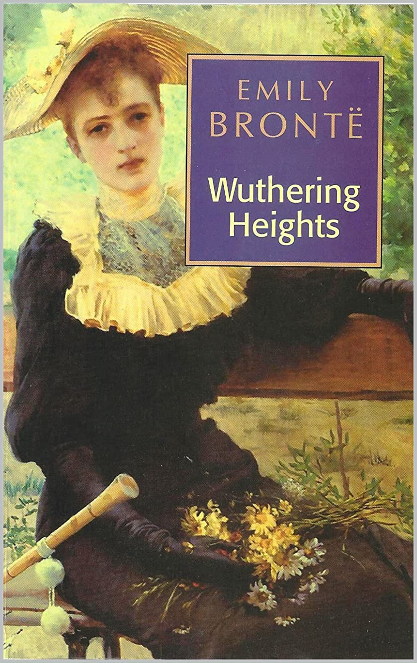 バット浸透する疑い者Wuthering Heights (English Edition)