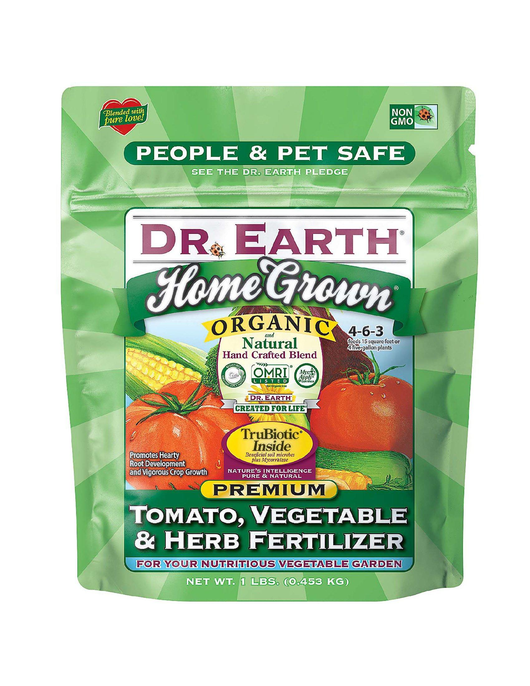 Dr Earth Organic Vegetable Fertilizer