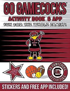 Go Gamecocks Activity Book & App